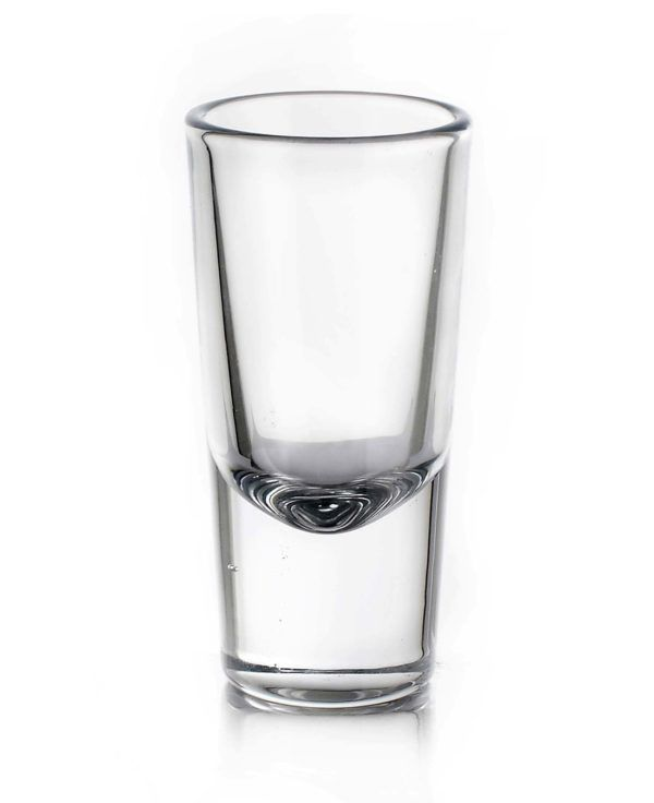 1oz Houston Shot glass