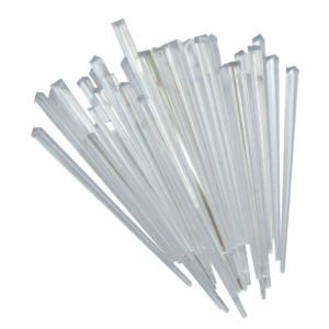 3.5 inch Prism Stirrer Clear