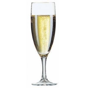 7.5oz Victoria Flute Glass