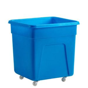 blue bottle skip 185 litre