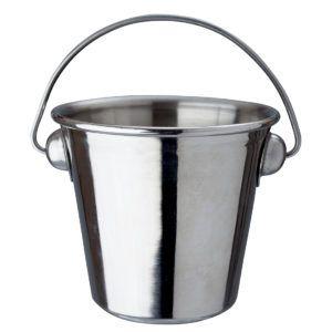 Appertiser Bucket Stainless Steel